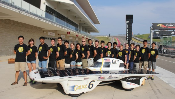 CalSol: Driving the Future of Clean Energy Image