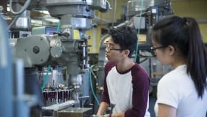 Mechanical & Industrial Engineering: Universal Robot Challenge