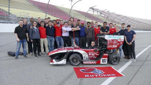 Rutgers Formula Racing Crowdfunding 2019 Season