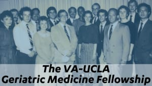 UCLA Geriatrics: A Community of Care Since 1979