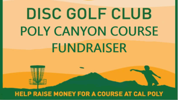 Help Cal Poly Disc Golf Construct a New Course Image