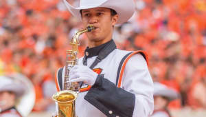 Help the Cowboy Marching Band