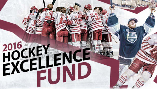 UMass Hockey Excellence Fund Image