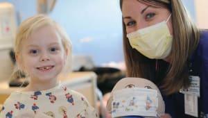 Nora Safvati's Mattel Youth Ambassador Project