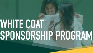 White Coat Sponsorship Program 2019