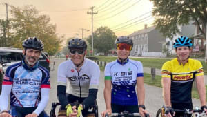 Team Enso Cycling, Race Across America
