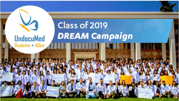 "David Geffen School of Medicine Class of 2019 ""Dream Campaign"" Image"