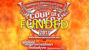 The Coup De Comedy Festival & GII Symposium 2017
