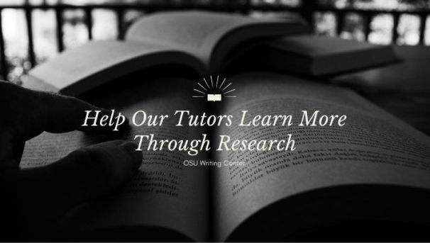 Help Our Tutors Learn More through Research Image
