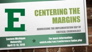 EMU Critical Criminology Conference