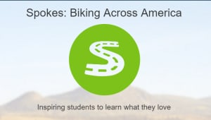 Spokes America 2017 - Biking Across America to inspire the next generation of STEM students!