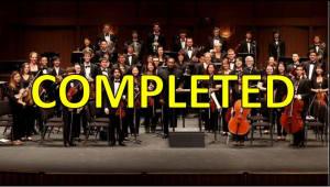 UCI Symphony Recruiting Trip