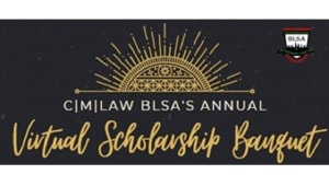 Black Law Students Association's Annual Banquet