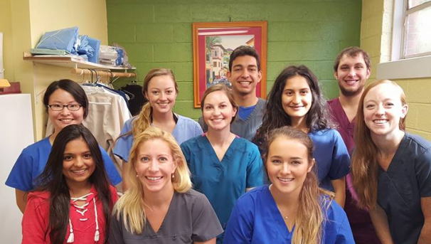 Make Someone Smile: UNCW Pre-Dental Club Image