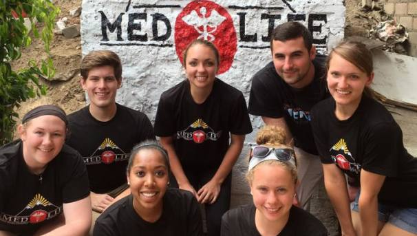 Falcons Go Mobile with Medlife Image