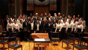 RU Chorus-Newark 2019 Concert Tour of Hungary
