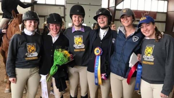 Club Sport: Equestrian Team 2018 Image