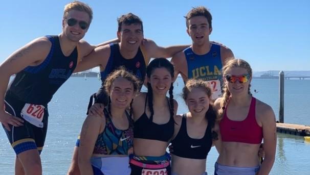*STRETCH GOAL* Send UCLA Triathlon to Nationals! Image