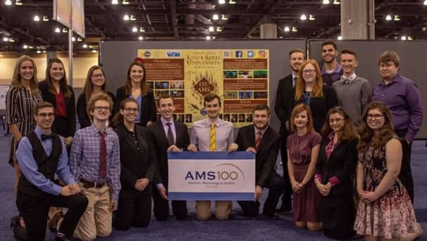 American Meteorological Society 2019 Image