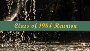 Class of 1984 Reunion Giving