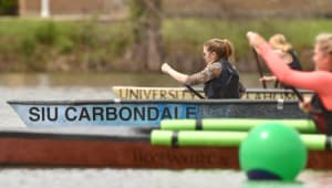 2020 SIUC Concrete Canoe Team