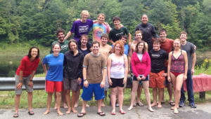 Outing Club Whitewater Kayaking Initiative