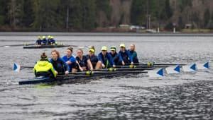 WWU Women's Rowing 2020-2021