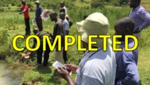 Global Health Research - Malaria in Western Kenya
