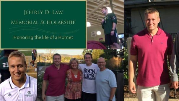 Jeff Law Memorial Scholarship Image