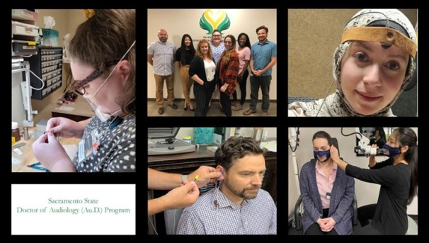 October is National Audiology Awareness Month Image