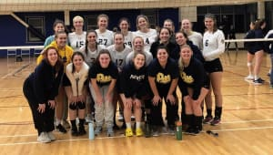 Women's Club Volleyball Nationals 2020