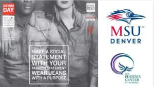 MSU Denver Denim Day