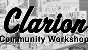 The Clarion Community Learning Workshop