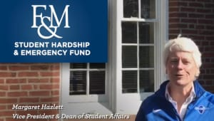 Student Hardship & Emergency Fund
