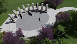 National Pan-Hellenic Council Plaza