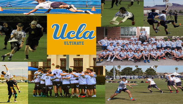 Growing the Game - UCLA Men's Club Ultimate Frisbee Image