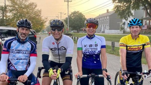 Team Enso Cycling, Race Across America Image