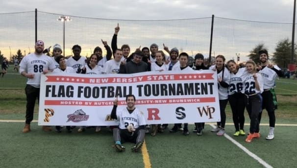 Help Flag Football Get to Nationals! Image