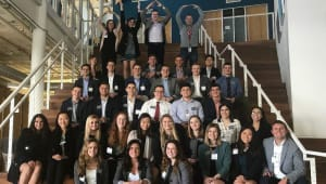 Fisher's Honors Cohort Campaign 2018