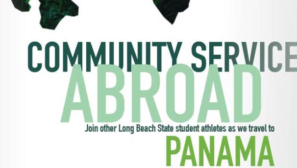 LBSU Student-Athlete Overseas Service Project Image