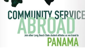 LBSU Student-Athlete Overseas Service Project