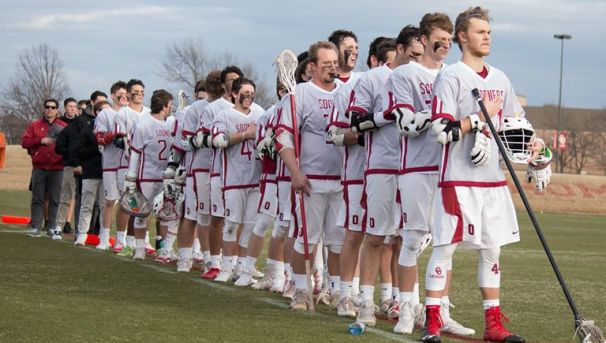 OU Men's Lacrosse Team 2019 Image