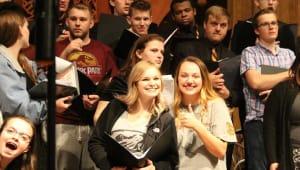 OSU Choir Fundraising Campaign