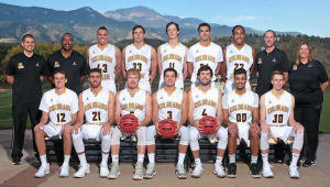 CC Athletics: Men's Basketball