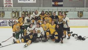Club Sport: Women's Ice Hockey