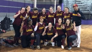 Help USC Club Softball Compete in Our Post-Season!