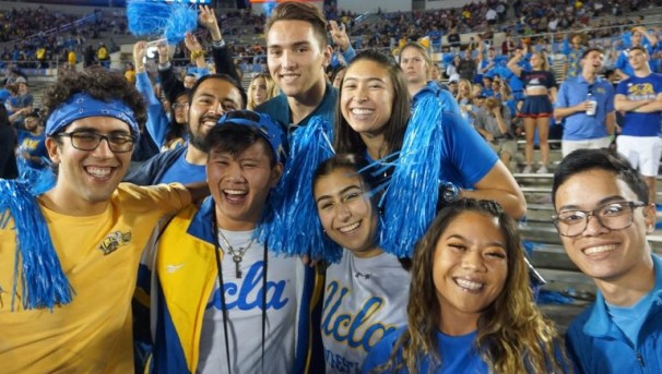 Send UCLA Wrestling to Nationals Image