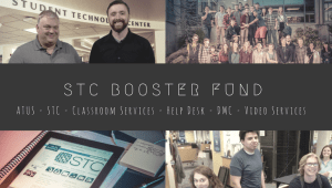 Student Technology Center Booster Fund