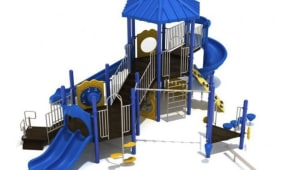 Grahamwood Elementary: Project Playground