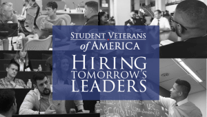 Help Send Tech's Student Veterans to National Conference